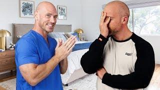 I AM NOT JOHNNY SINS!! (Simon Miller Vlog)
