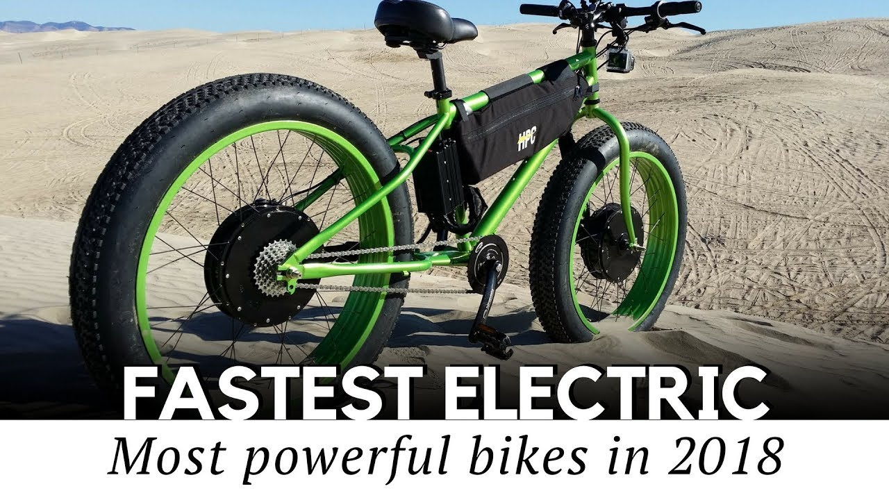 Fastest E Bike >> Top 10 Fastest Electric Bicycles With Motorbike Speeds 2018 Prices And Specifications