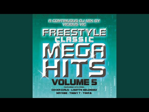 Freestyle Classic Mega Hits Volume 5 (Continuous Mix)