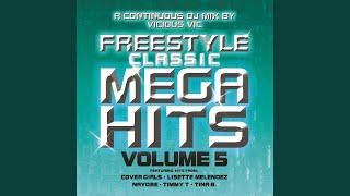 freestyle classic mega hits volume 5 continuous mix