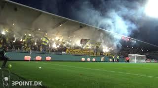Stemningsvideo: AaB - Brøndby IF, 07.10.2018