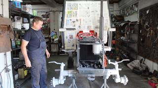 Generalni remont Zetor traktora