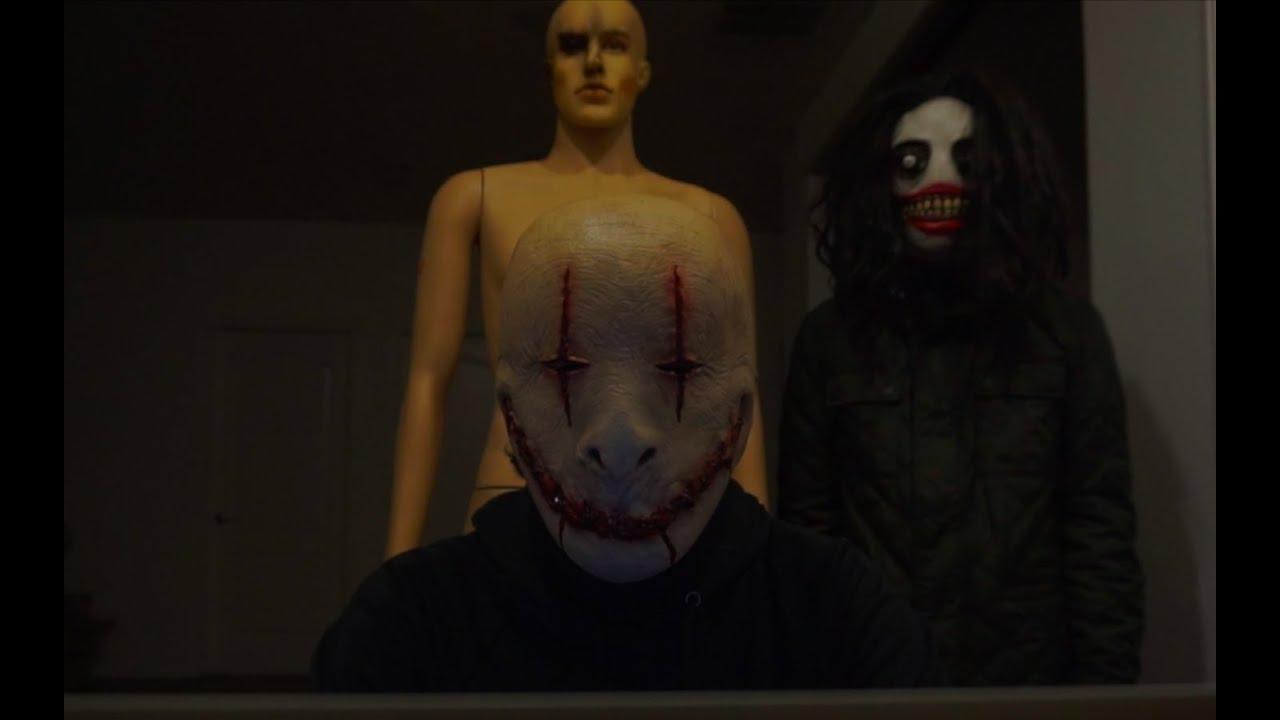 The Visitor - Horror Short Film - YouTube