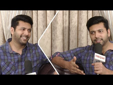 Fun Filled Interview Jayam Ravi