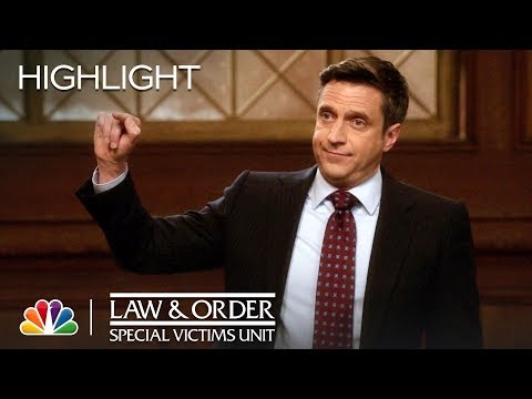 Law & Order: SVU - Enough Is Enough (Episode Highlight)