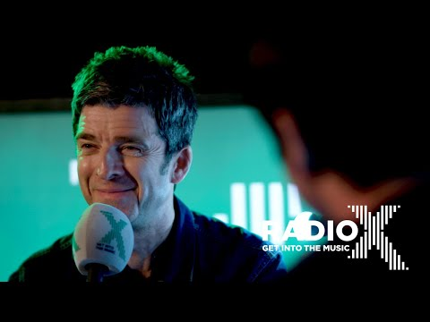 Noel Gallagher interview at Watford Colosseum