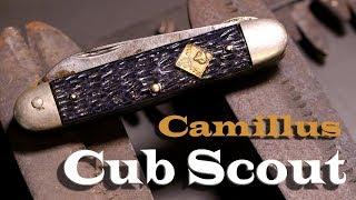 Video Vintage Camillus Cub Scout Pocketknife download MP3, 3GP, MP4, WEBM, AVI, FLV Agustus 2018