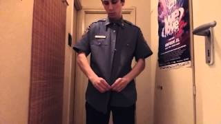 My NYPD police uniform
