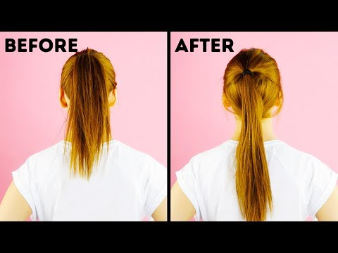 22 HAIRSTYLING HACKS YOU SHOULD TRY RIGHT NOW