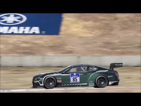 Project CARS: GT3 Championship. Laguna Seca