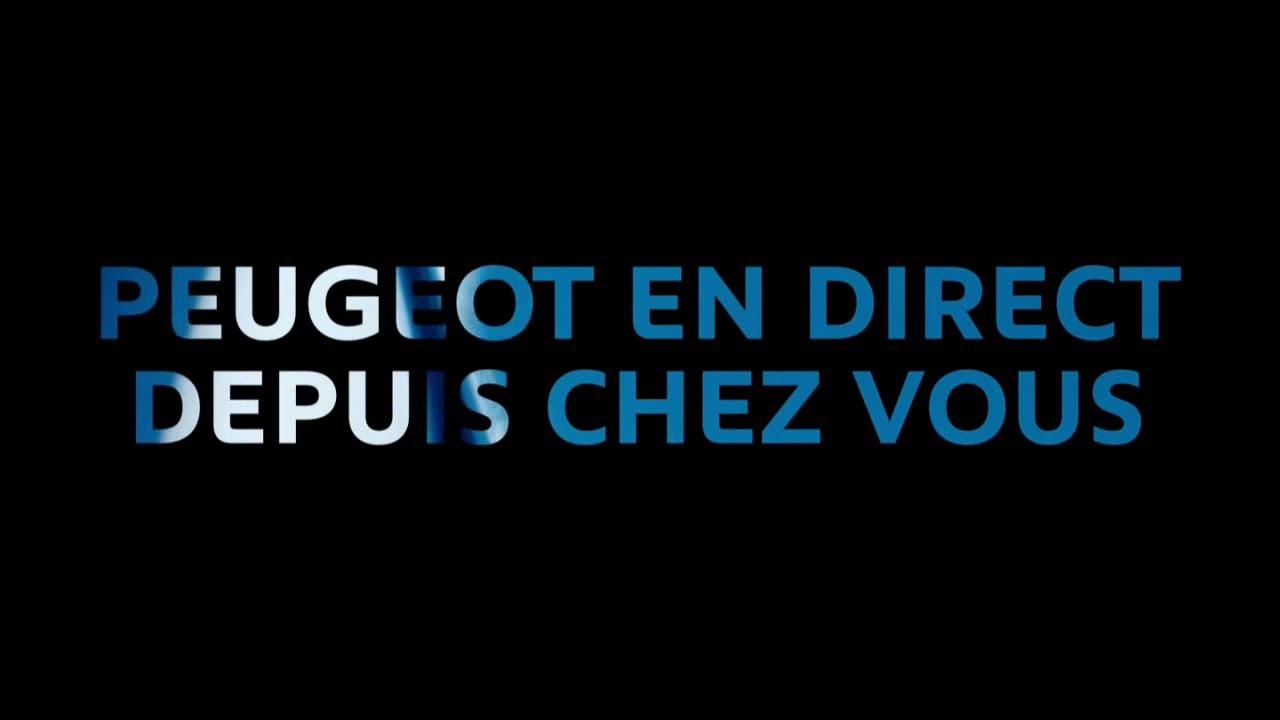 """Musique de la pub Peugeot Direct """"Peugeot en direct depuis chez vous""""  2021"""