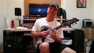 Brett Funk - Guitar Improv - 2017 - Schecter Banshee Extreme - Demo Jam