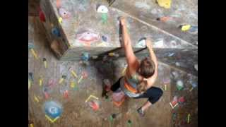 Rock Climb Better: Top two tips to rock climb better on overhangs