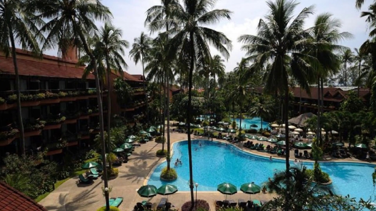 Patong Merlin Hotel Beach Et Thailand