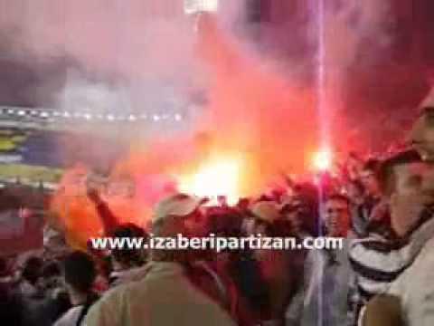 GROBARI :: Partizan - Makabi Petah Tikva [29.09.2005.]