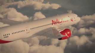 Nueva flota Boeing 787 de Avianca