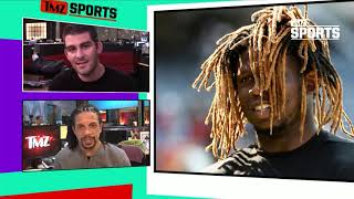 Atlanta Falcons DE Takkarist McKinley Detained By Police, Mental Evaluation | TMZ Sports