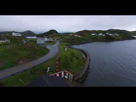 The Town of Burin NF