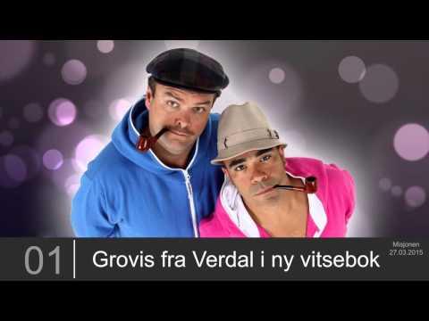 Misjonen- Lokale Nyheter (27.03.15) - Grovis fra Verdal i ny vitsebok.mm