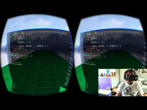 Primrose - WebGL VR framework
