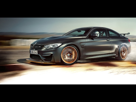The New BMW M4 GTS 500 Hp Sports Car 2017