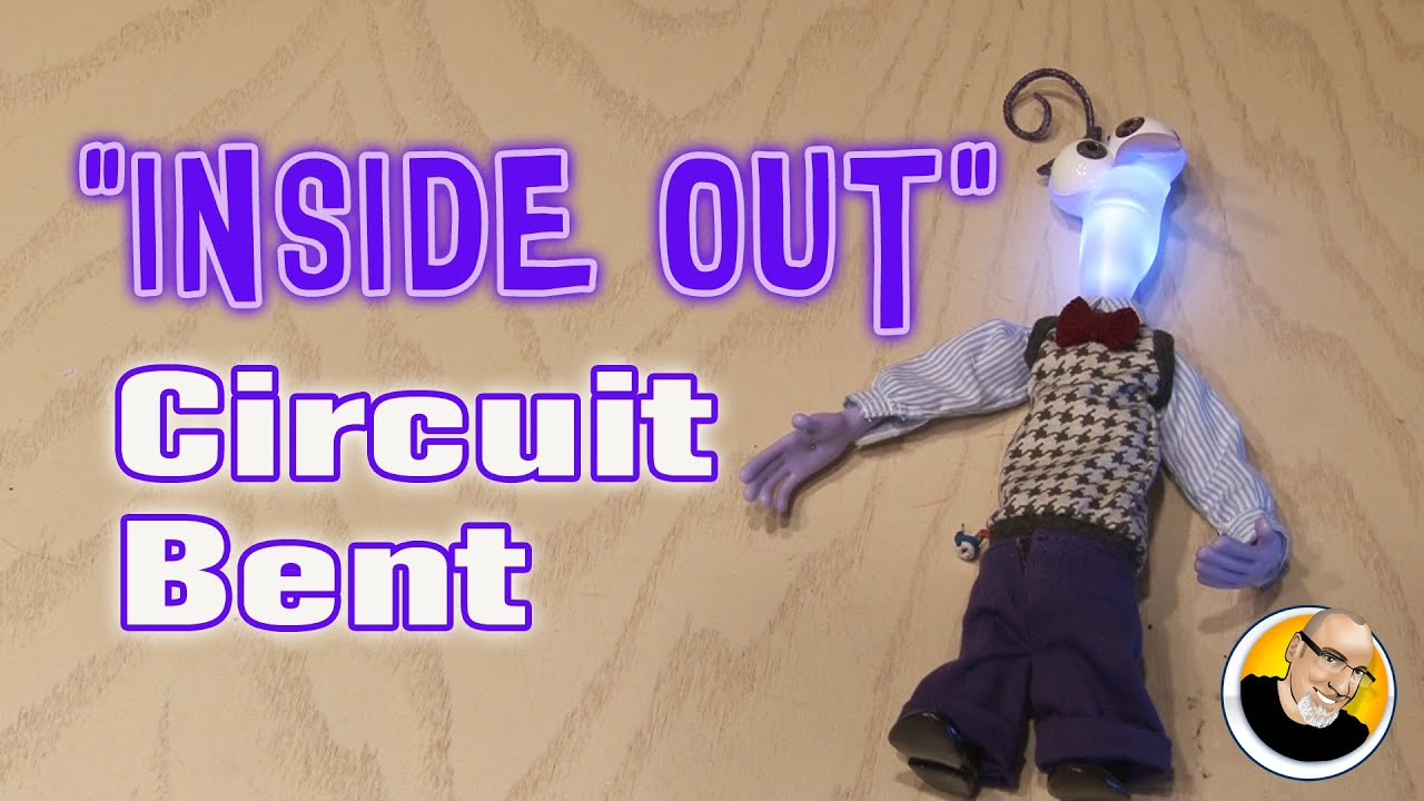 Inside Out Circuit Bent Circuitbending Circuitbent Noise Toys By Cementimental Youtube