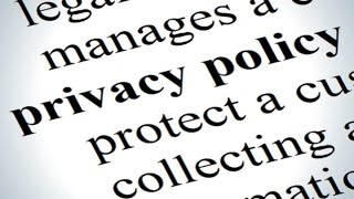 Generate Free Privacy Policy For Your Startup Website Or App
