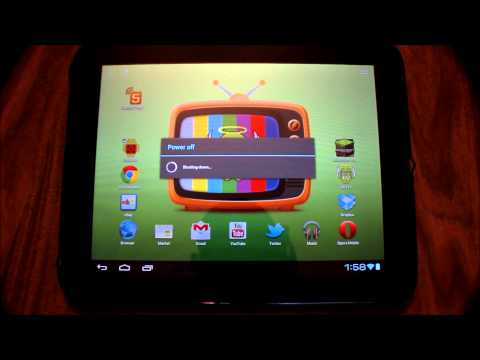 Classicnerd Butta ICS Android ROM For The HP Touchpad
