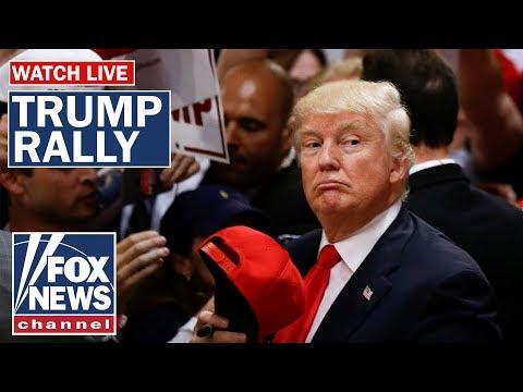 Trump Holds 'Keep America Great' Rally In North Carolina
