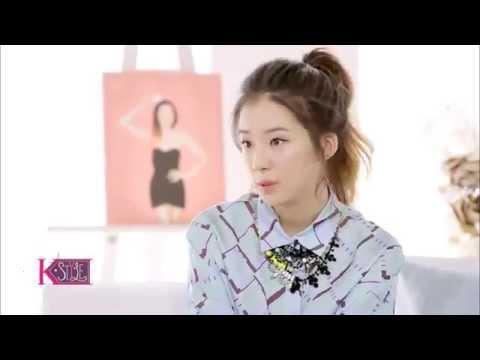 ท่าบริหาร ลดต้นขา SNSD Girls Generation สไตล์เกาหลี