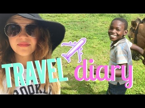 DOMINICAN REPUBLIC TRAVEL DIARY! | Hayden & Shae