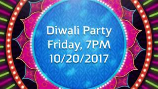 Diwali Party 2017 | Lake Forest, CA, USA | OurIndianCulture.com | Bollywood Diwali Party In USA