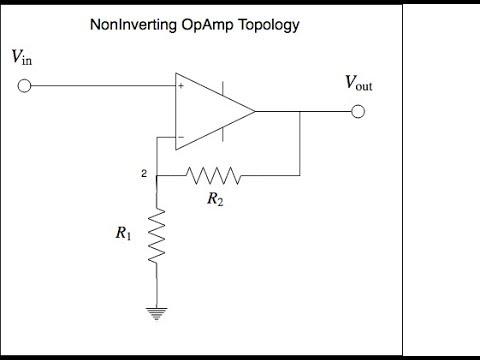 PySpice Jupyter Notebook OpAmp Topology Repository