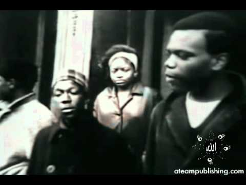 (1967) 5 Percenters historic interview in Harlem (Mecca) about the Vietnam War.