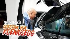 Er baut Hypercars für 3 MILLIONEN EURO! Der NEUE Koenigsegg Jesko (Vorstellung)