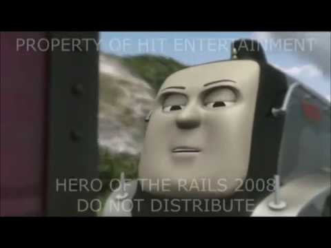 Silly Old Gordon Fell in a Ditch Remix - Thomas the Tank