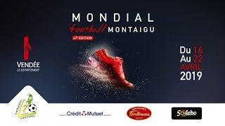 [LIVE] FINALES DE LA 47E EDITION - LUNDI 22 AVRIL 2019 - Mondial Football Montaigu