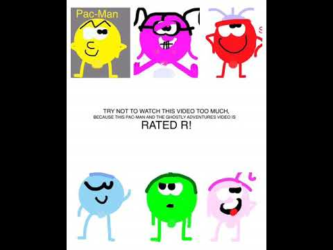 Pac-Man And The Ghostly Adventures Naked Characters