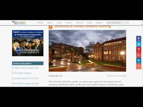 online masters degree program in usa