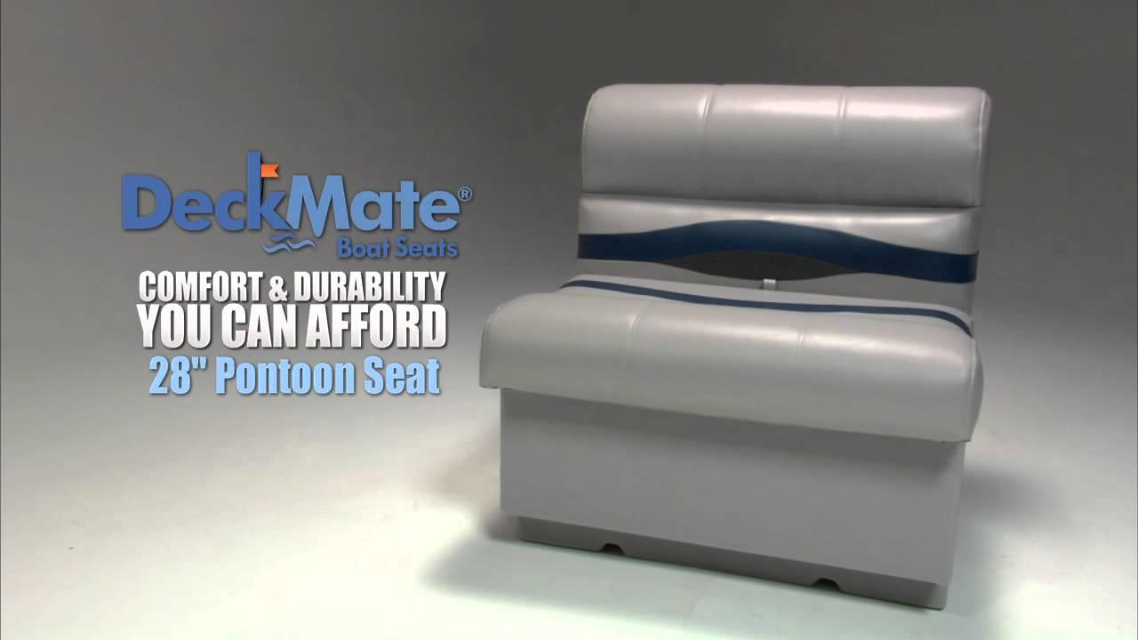 DeckMate Pontoon Boat Seats & Furniture