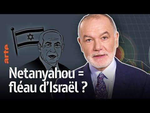 Jean-Pierre Filiu - Netanyahou : le mauvais génie d'Israël ? Les Experts du Dessous des cartes |ARTE