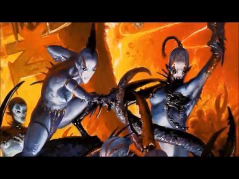 Warhammer Fantasy - Chaos Lore part 1 The Realm of Chaos ... Warhammer 40k Good Chaos Gods