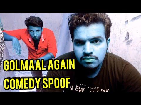 Golmaal Again Comedy Spoof | Kuch Bhi Lets Fun