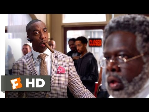 Barbershop: The Next Cut - One-Stop Scene (2/10)   Movieclips