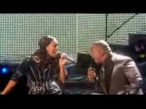 Timbaland - The Way I Are (Live Swarovski Fashion Rocks)