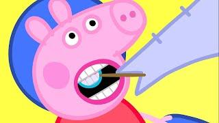 Gambar cover Peppa Pig Français | Peppa Pig va chez le dentiste | Dessin Animé