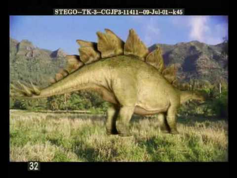 how to make a 3d dinosaur model
