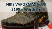f058c8aa804 REVIEW NIKE AIR VAPORMAX PLUS - 924453 300 - YouTube