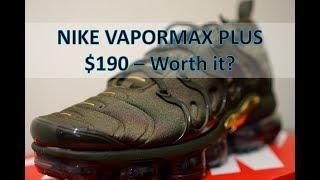 vapormax plus cargo khaki