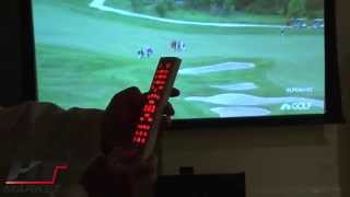 Home Theater Projector Ben Q W7500 Review Demo HD